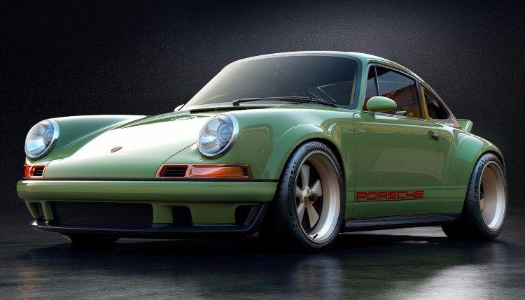 Heilige combinatie: Porsche 911 van Singer en Williams