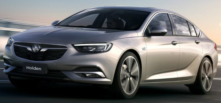 Holden Commodore (2018)