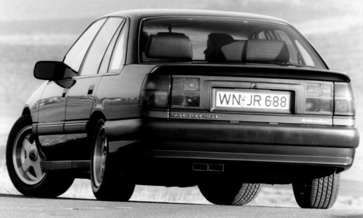 Irmscher Opel Senator 4.0i