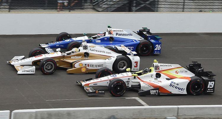 Zoveel verdienden Alonso & Co met de Indy 500