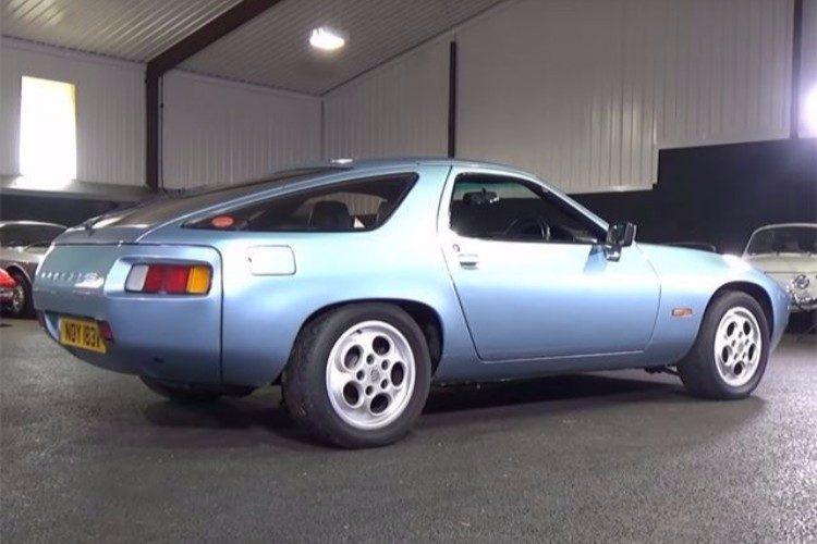 Investeringstip: koop een handgeschakelde Porsche 928