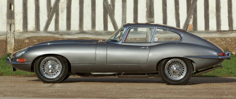 Jaguar E-Type (S1)