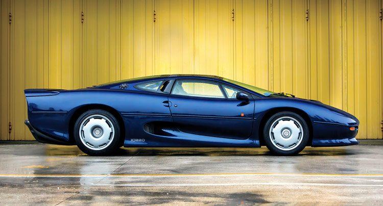 Jaguar XJ200