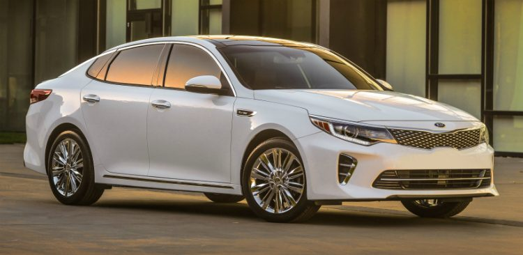 Kia Optima SXE
