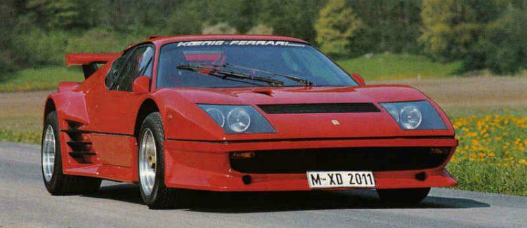 Koenig Specials Ferrari 365