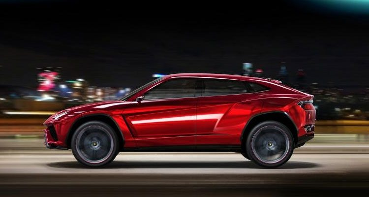 Lamborghini verklapt pk's Urus