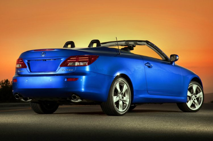 Lexus IS Cabriolet