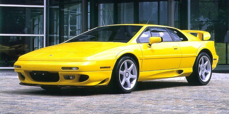 Lotus Esprit V8-SE