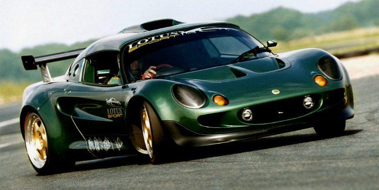 Lotus Motorsport Elise
