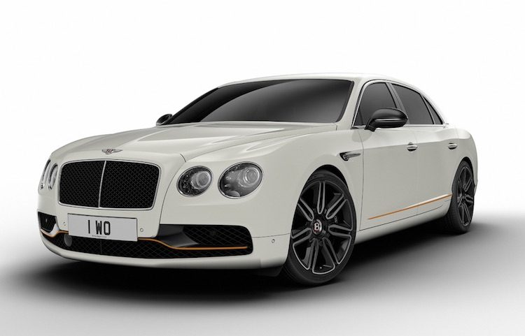 Bentley heeft de Flying Spur verpest