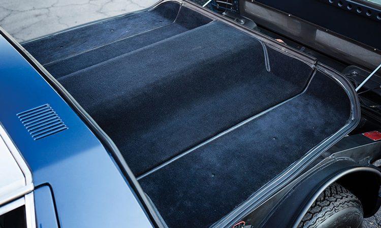 Bijzondere kofferbak