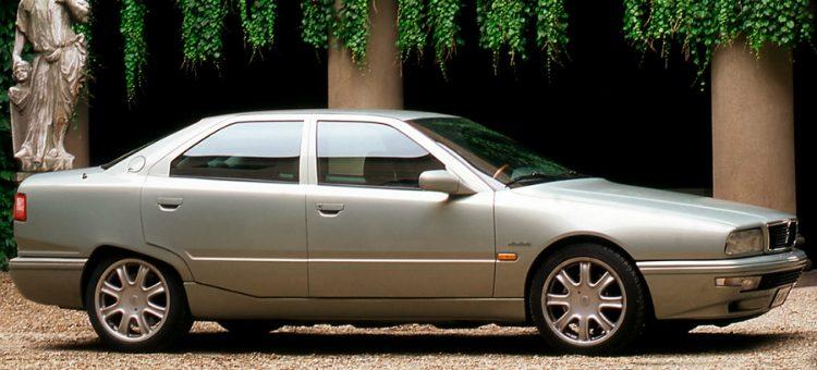 Maserati Quattroporte Evoluzione Ottocilindri Biturbo