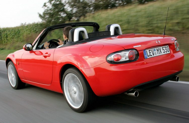 Mazda MX-5 1.8i Executive (NC)