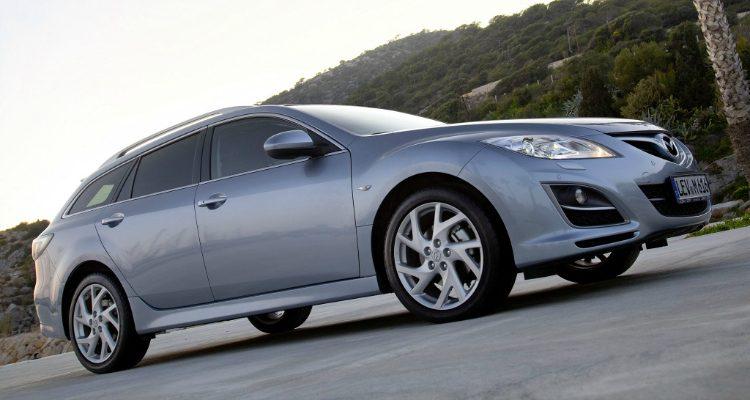 Mazda 6 SportBreak 2.0 S-VT TS