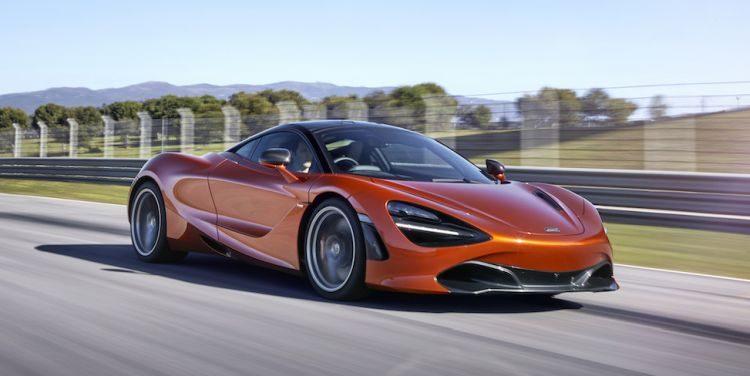 McLaren liegt over het vermogen van dit kanon