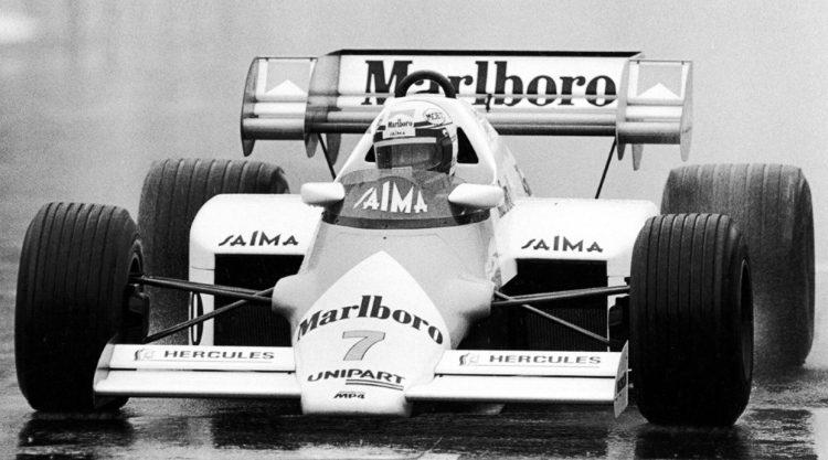 Mclaren Alain Prost