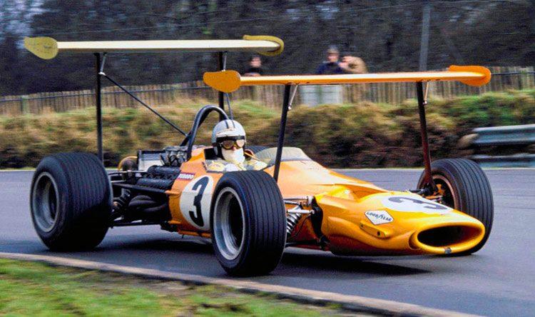 McLaren krijgt een nieuw kleurtje