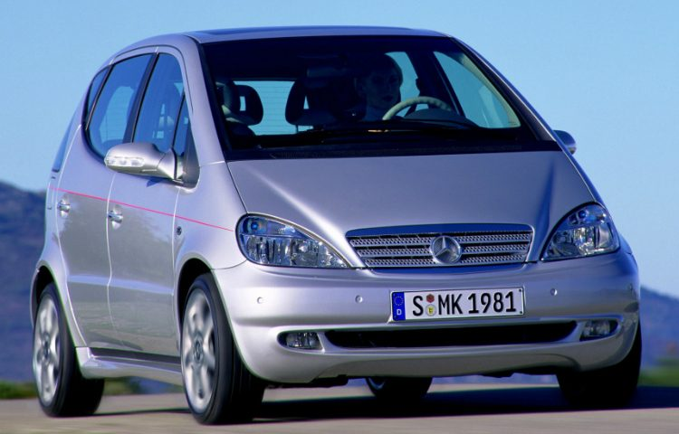 Mercedes-Benz A210 Evolution (V168)