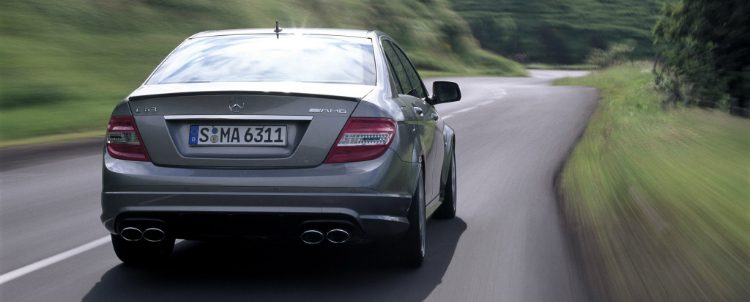 Mercedes-Benz C63 AMG (W204)