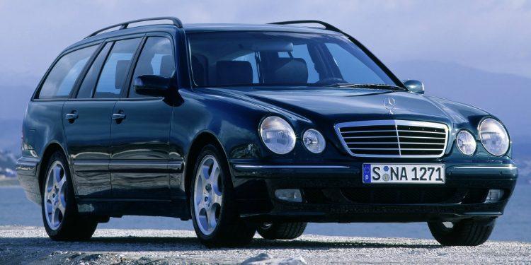 Mercedes-Benz E430 Combi (S210)