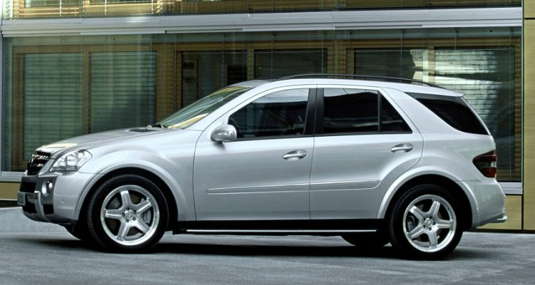 Mercedes-Benz ML63 AMG (W164)