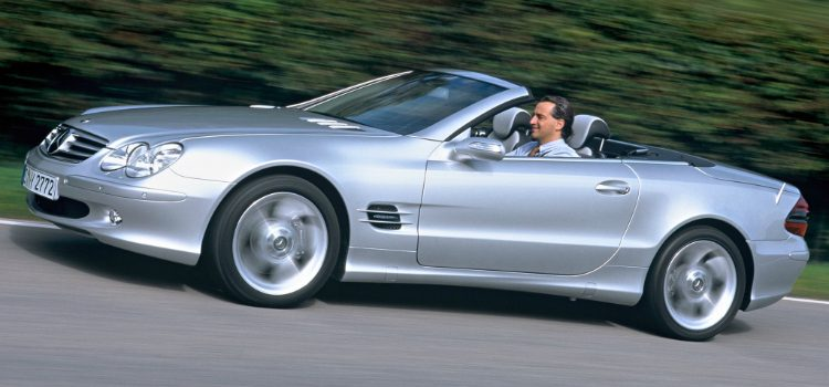 Mercedes-Benz SL500 Edition 50 (R230)