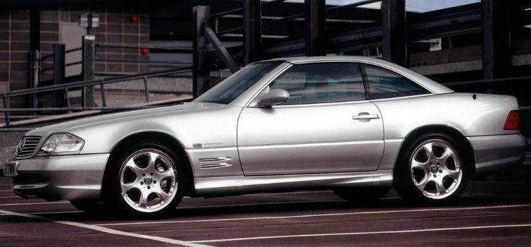 Mercedes-Benz SL500 Silver Arrow (R129)
