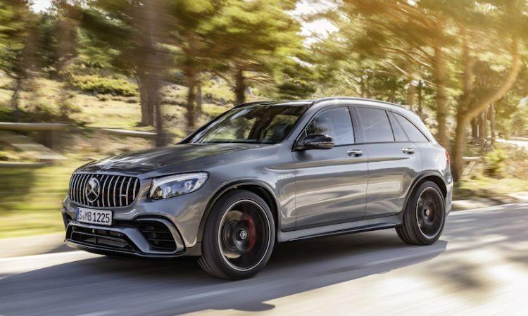 Dit kost de Mercedes-AMG GLC 63