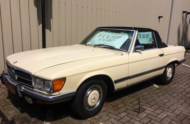 Mercedes te koop