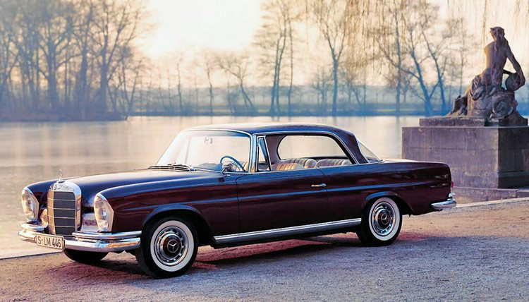 Mercedes W112 Coupe