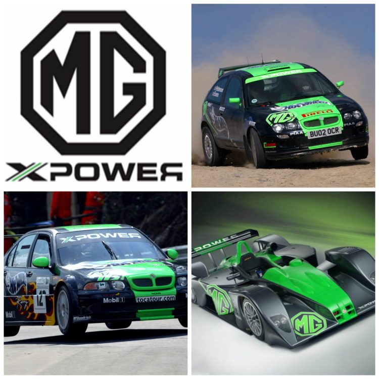 MG X-Power