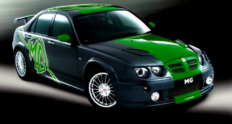 MG ZT X-Power 500