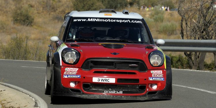 MINI Countryman WRC (R60)