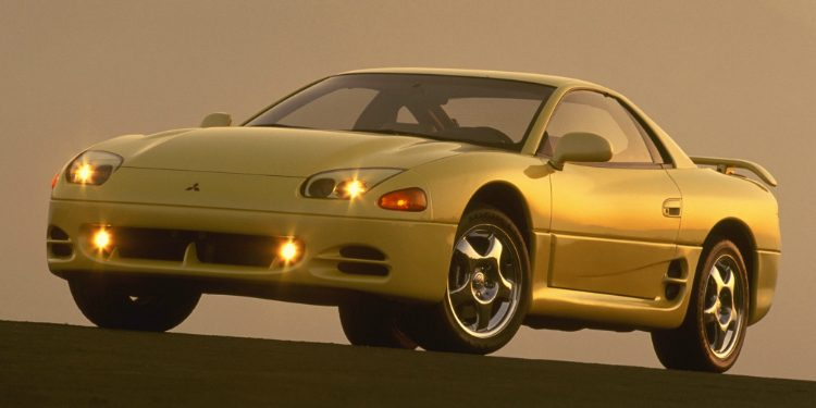 Mitsubishi 3000GT VR4 Twin Turbo (Z15A)