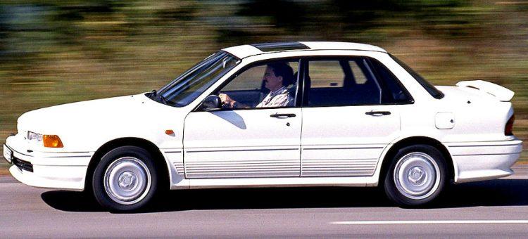 Mitsubishi Galant GTI Dynamic 4