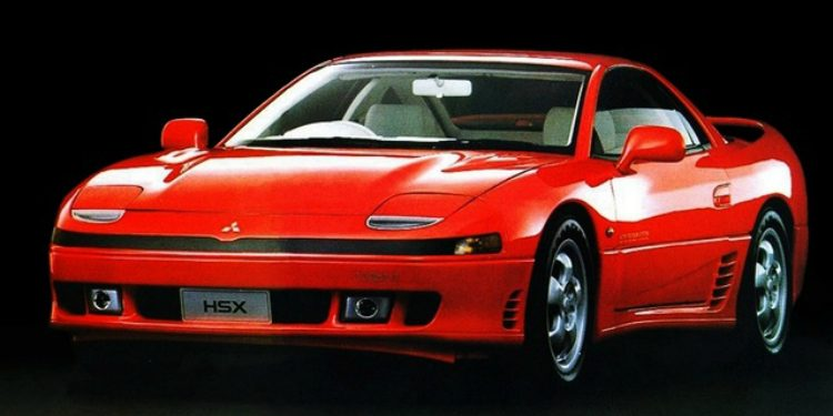 Mitsubishi HSX Concept