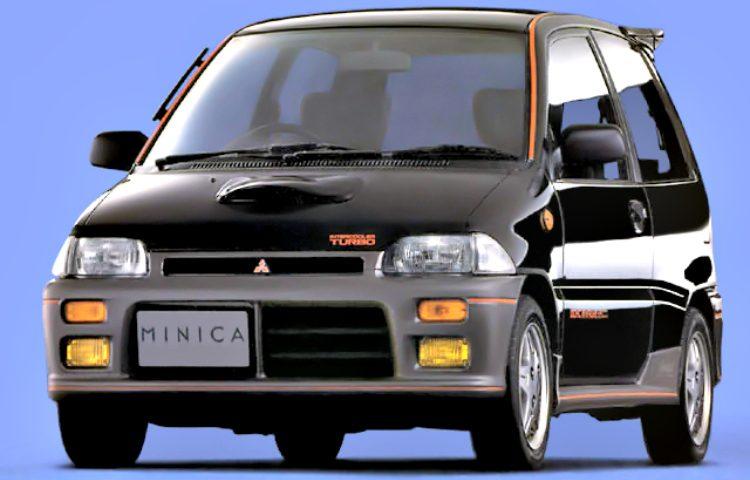 Mitsubishi Minica Dangan ZZ