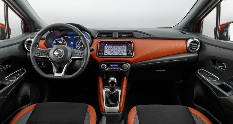 Nissan Micra Tekna 1.5 DCI 90