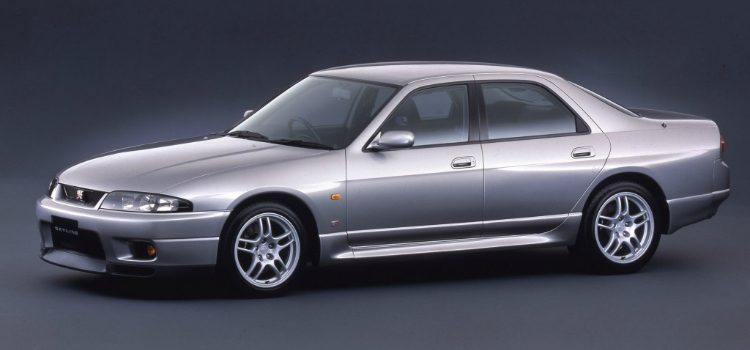 Nissan Skyline GT-R 4-door Autech 40th Anniversary