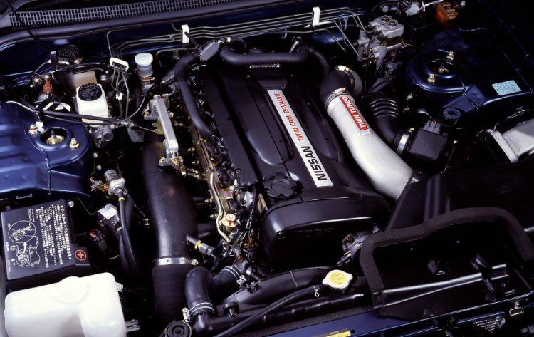 Nissan Skyline RB26DETT