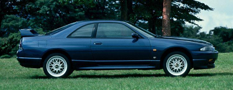 Nissan Skyline GT-R (BCNR33) Prototype
