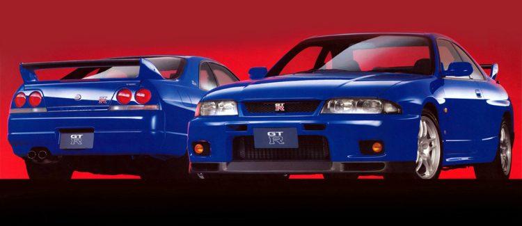 Nissan Skyline GT-R V-Spec LM Limited (R33)