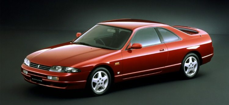 Nissan Skyline GTS-25