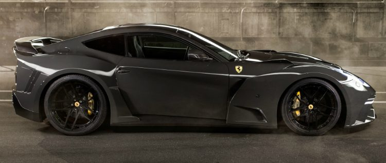 Ferrari F12 Novitec