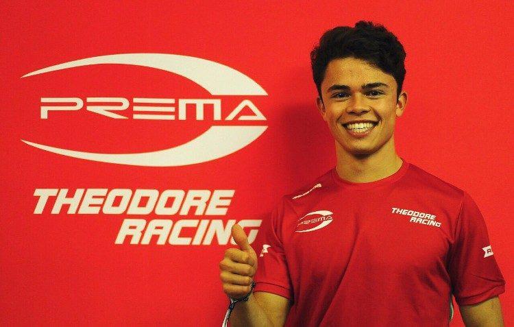 Nyck de Vries tekent voor kampioensteam in Formule 2