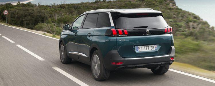 Peugeot 5008 BlueLease Premium