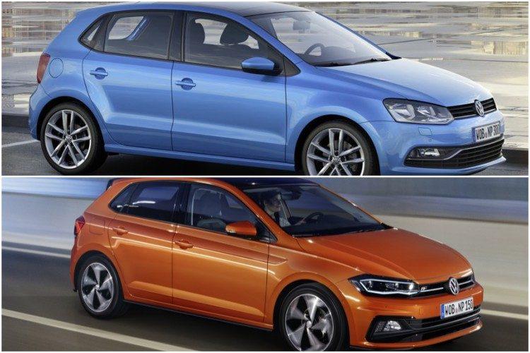 Vergelijking: de nieuwe Volkswagen Polo vs de oude