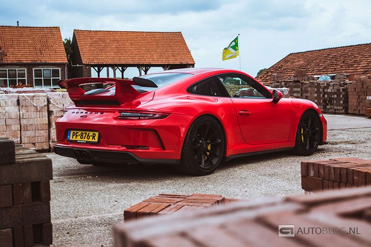 Porsche 991.II 911 GT3 rijtest en video