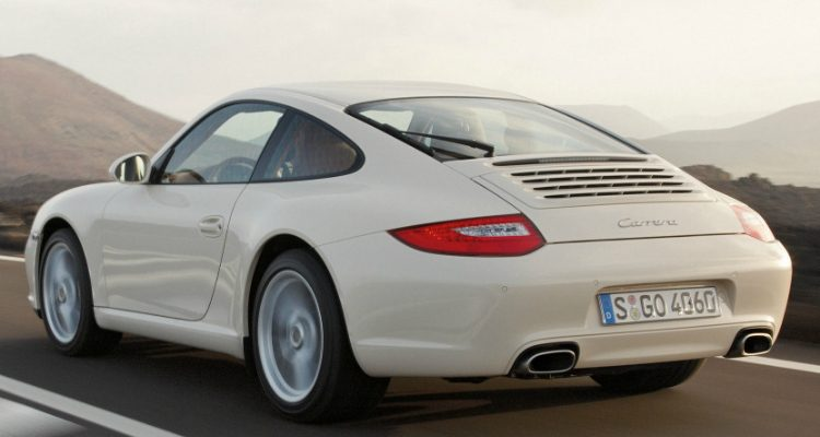 Porsche 911 Carrera Coupe (997.2)
