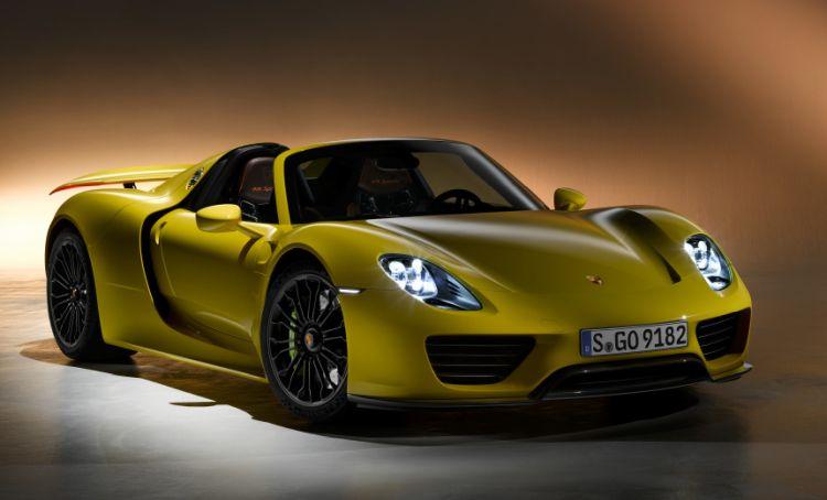 Porsche bouwt niet zomaar een opvolger van de 918